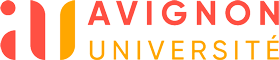 Logo tutelle Avignon Universite